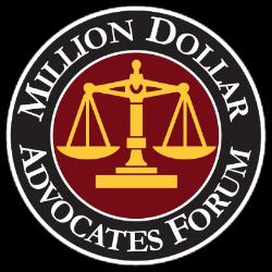 million dollar advocate personal injury attorney