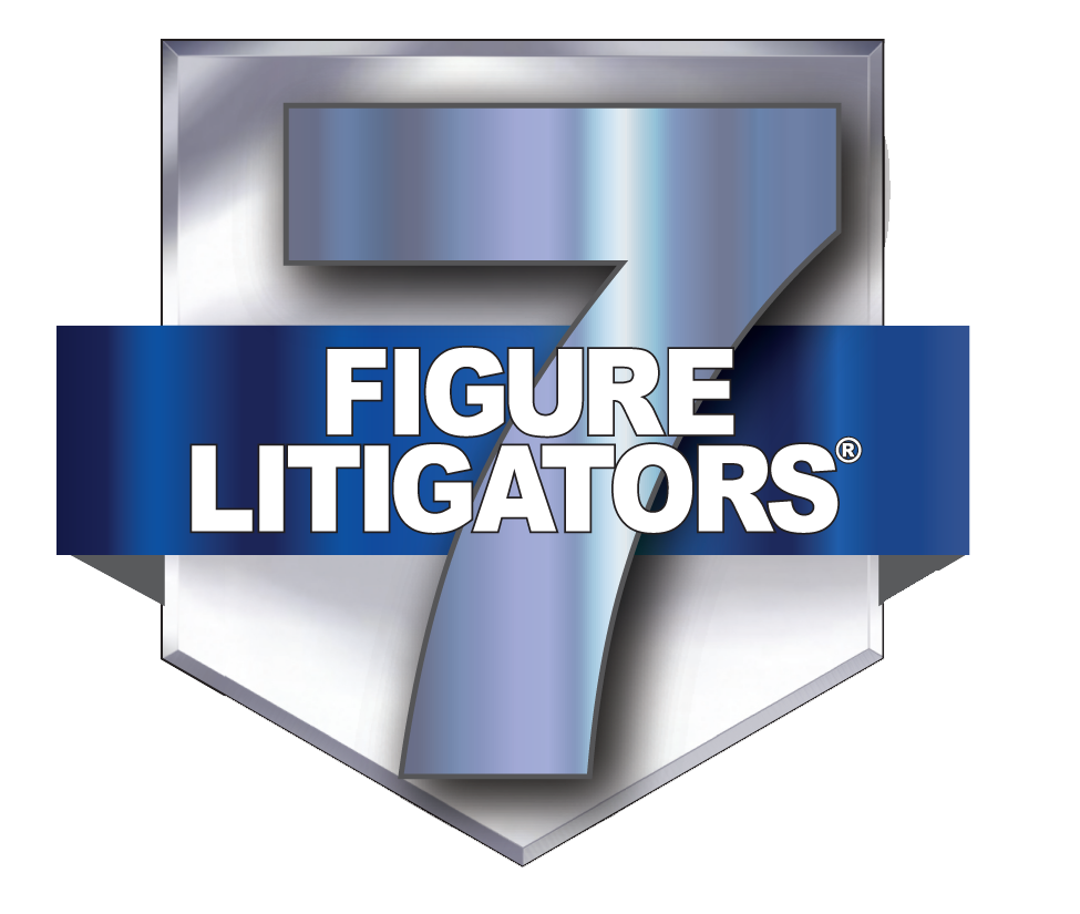 7 Figure Litigators Award