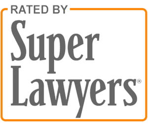 super lawyers rated top